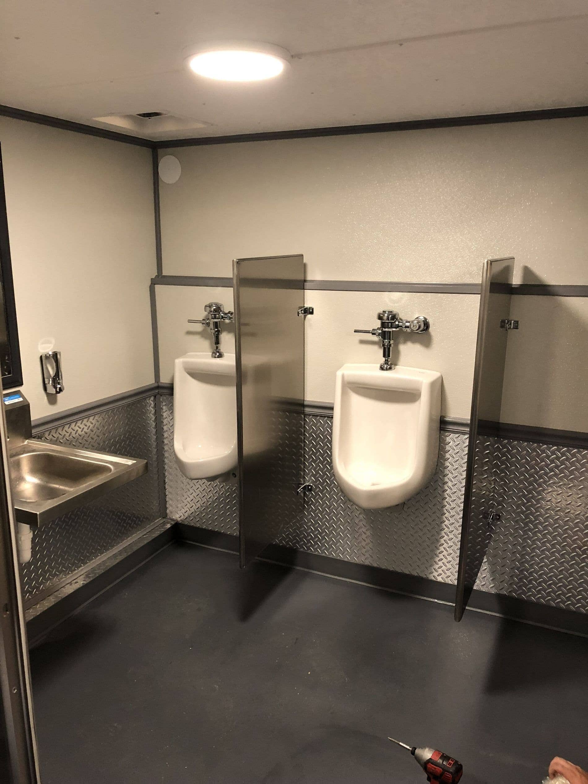 Portable Restroom Trailers For Sale - Portable Bathroom Trailers