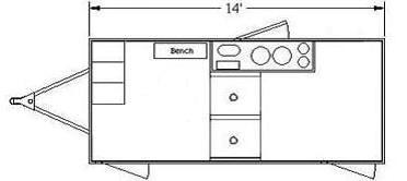 MT II Restroom Layout