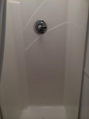 2007 12 Stall Used Shower Trailer - Montondo Trailer